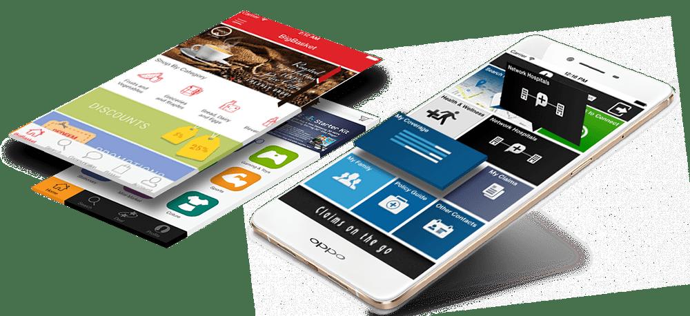 Android-app-development-designs