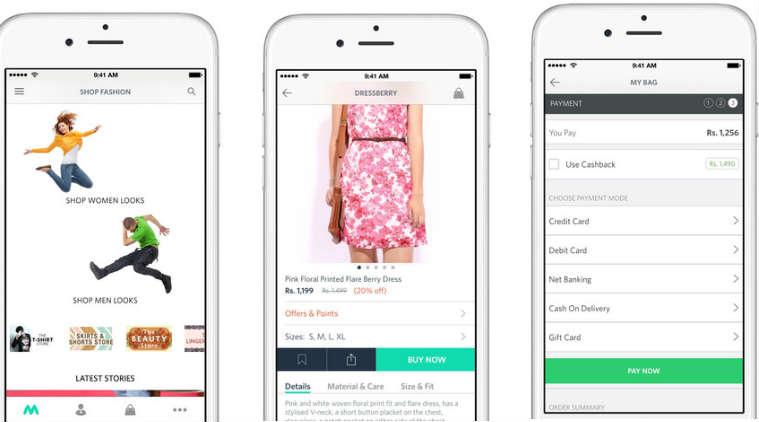 frontline ecommerce web app