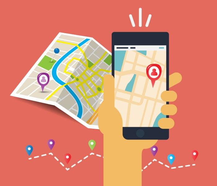location-based mobile app development