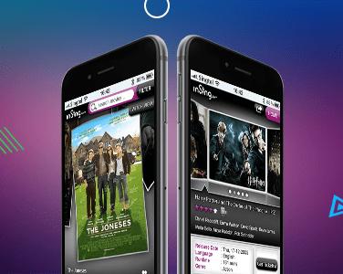 movie ordering apps development