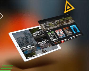movie app development