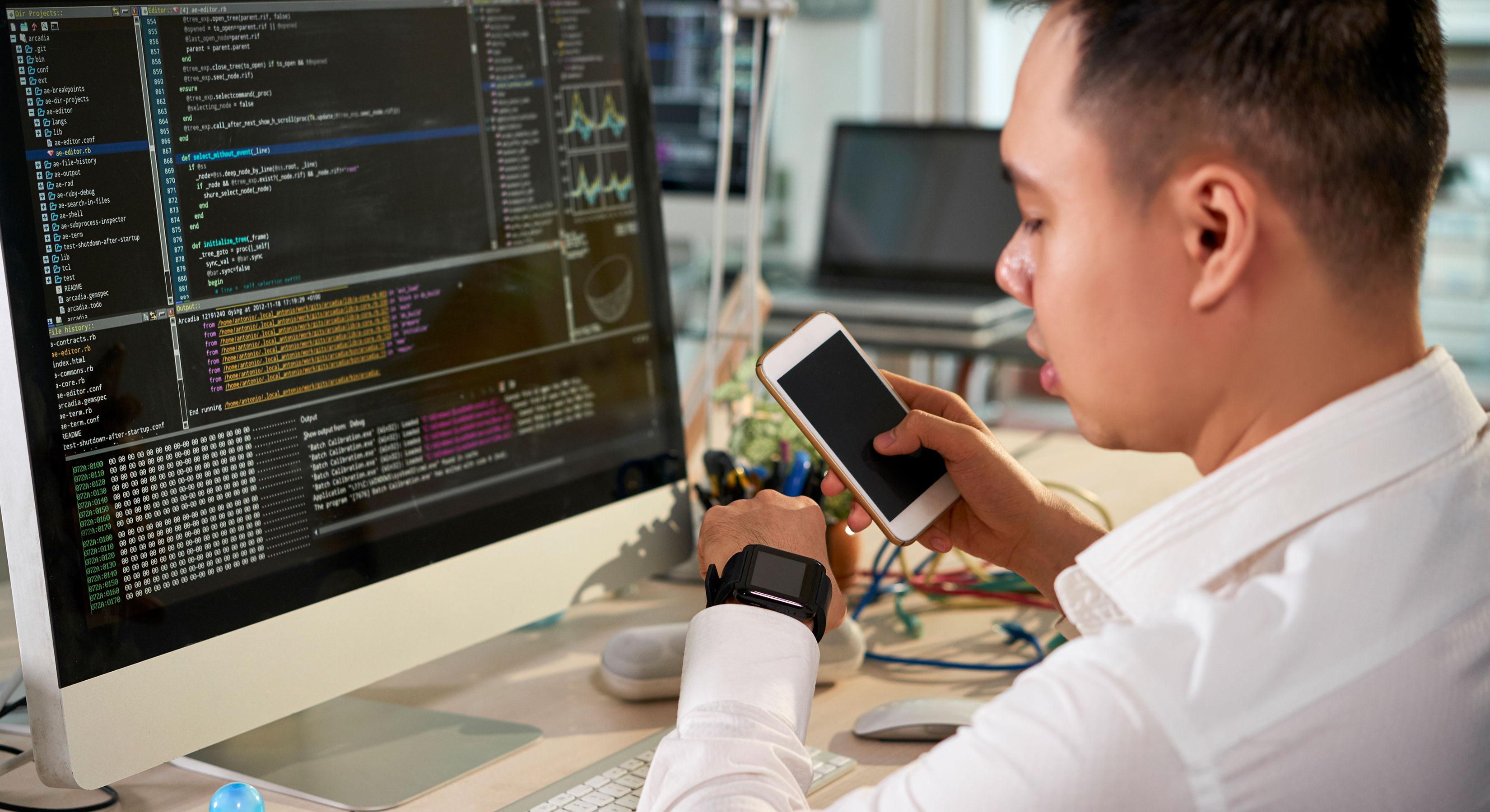 Frontline - iOS Developer for Apple Systems