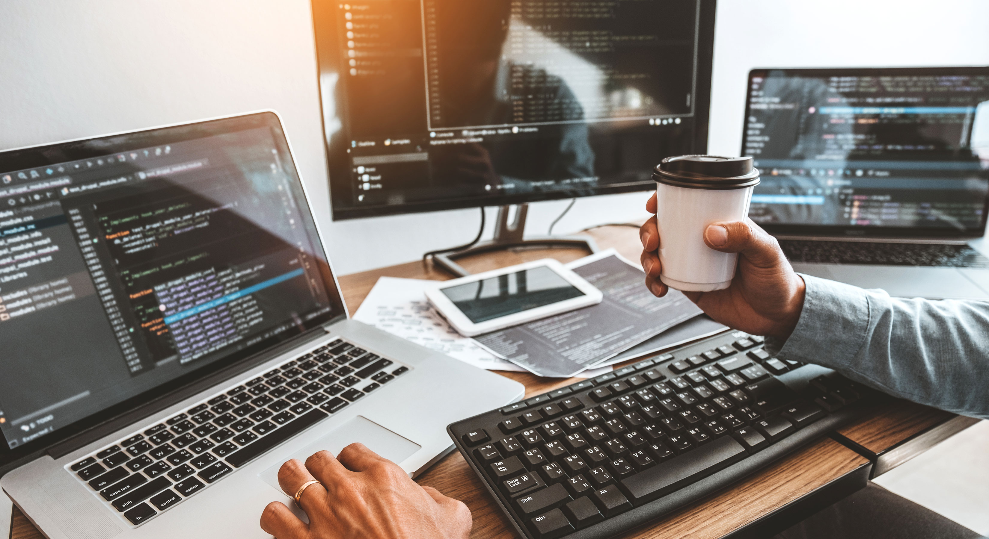 Frontline - Website Development Services - What Does a Java Developer Do?